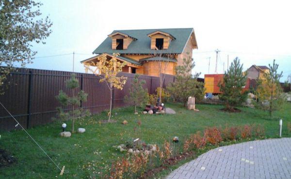 Загородный коттедж на Рузском водохранилище, рядом с деревне Глазово